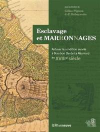 Esclavage et marronnages