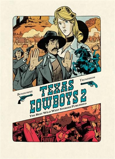 Texas cowboys. Volume 2,