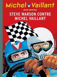 Michel Vaillant. Volume 38, Steve Warson contre Michel Vaillant