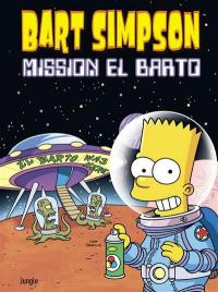 Bart Simpson. Volume 16, Mission El Barto