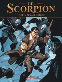 Le Scorpion. Volume 12, Le mauvais augure