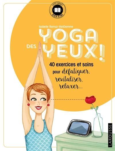 yoga des yeux myopie