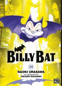Billy Bat. Volume 20,