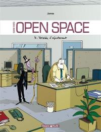 Dans mon open space. Volume 4, Variable d'ajustement