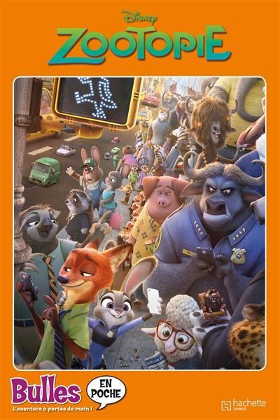 Livre Zootopie Ecrit Par Walt Disney Company Hachette Comics
