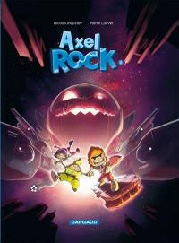 Axel Rock. Volume 2, Mission Astérovore
