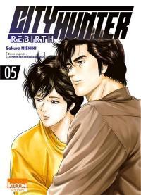 City Hunter rebirth. Volume 5,