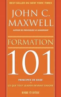 Formation 101, principes de base