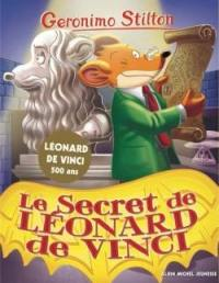 Geronimo Stilton. Volume 91, Le secret de Léonard de Vinci