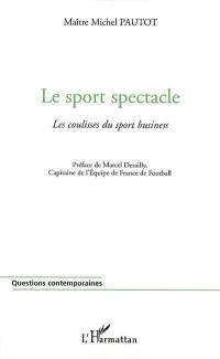 Le sport spectacle