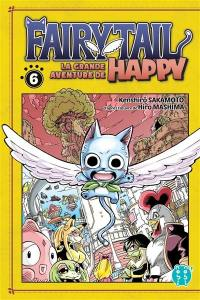 Fairy Tail. Volume 6,