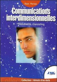Communications interdimensionnelles