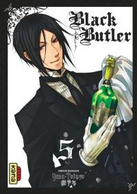 Black Butler. Volume 5,