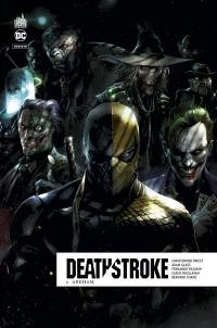 Deathstroke rebirth. Volume 6, Arkham