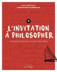 L'invitation à philosopher