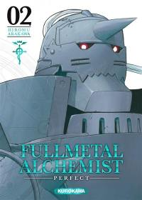 Fullmetal alchemist perfect. Volume 2,