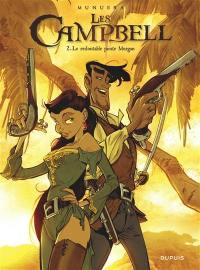 Les Campbell. Volume 2, Le redoutable pirate Morgan