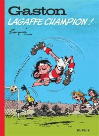Gaston. Volume 6, Lagaffe champion !