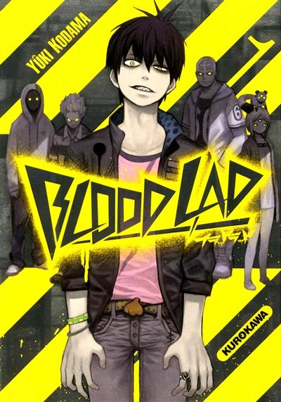 Blood lad. Volume 1,