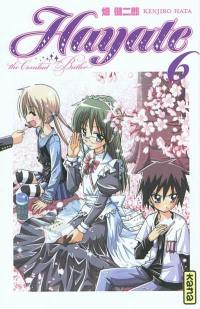 Hayate, the combat butler. Volume 6,