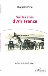 Sur les ailes d'Air France