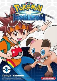 Pokémon horizon. Volume 1,