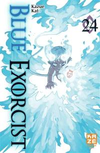 Blue exorcist. Volume 24,