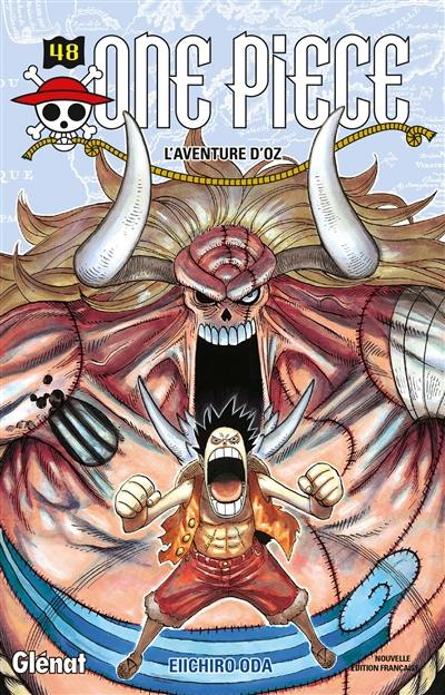 One Piece. Volume 48, L'aventure d'Odz