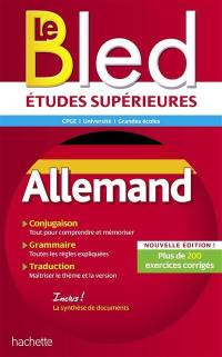 Le Bled allemand