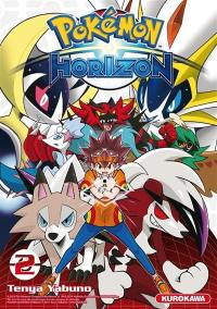 Pokémon horizon. Volume 2,