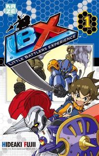 Little battlers experience. Volume 1,