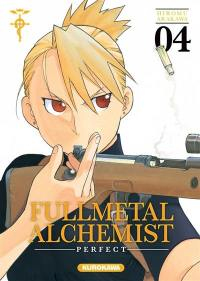 Fullmetal alchemist perfect. Volume 4,