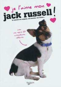 Je l'aime mon jack russell !