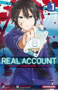 Real account. Volume 1,
