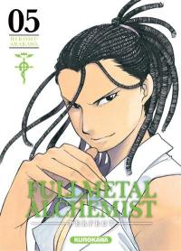 Fullmetal alchemist perfect. Volume 5,