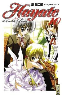 Hayate, the combat butler. Volume 10,