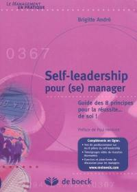 Self-leadership pour (se) manager