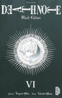 Death note. Volume 6,