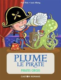 Plume le pirate. Volume 10, Pirates circus