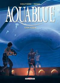 Aquablue. Volume 15, Gan Eden