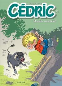 Cédric. Volume 34, Couché, sale bête !