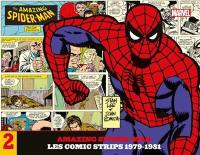 The amazing Spider-Man. Volume 2, Les comic strips 1979-1981