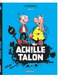 Achille Talon. Volume 14,