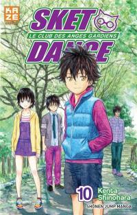 Sket Dance. Volume 10,