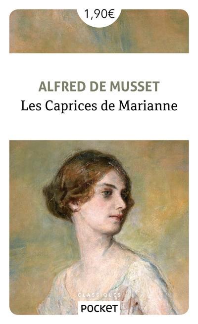 Livre : Les caprices de Marianne écrit par Alfred de Musset - Pocket