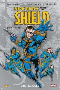 Nick Fury, agent du... SHIELD. Volume 6, 1990-1991