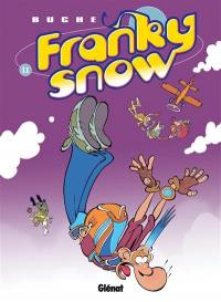 Franky Snow. Volume 11, Franky Snow s'envoie en l'air