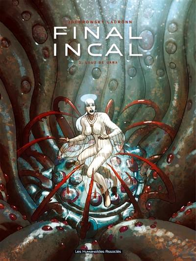 Final Incal. Volume 2, Louz de Garra
