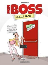 Mon boss. Volume 1, Quelle plaie !