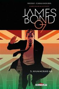 James Bond 007. Volume 3, Hammerhead